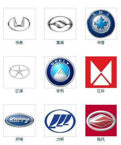 国产车图标