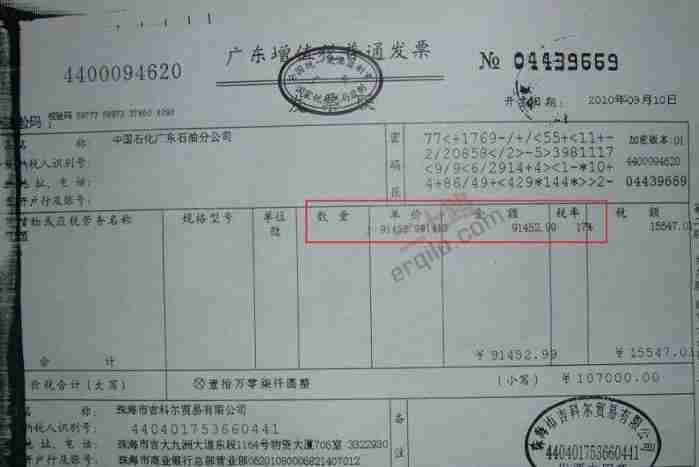 转帖:中国石化天价购酒发票曝光:一周买300万茅台拉菲