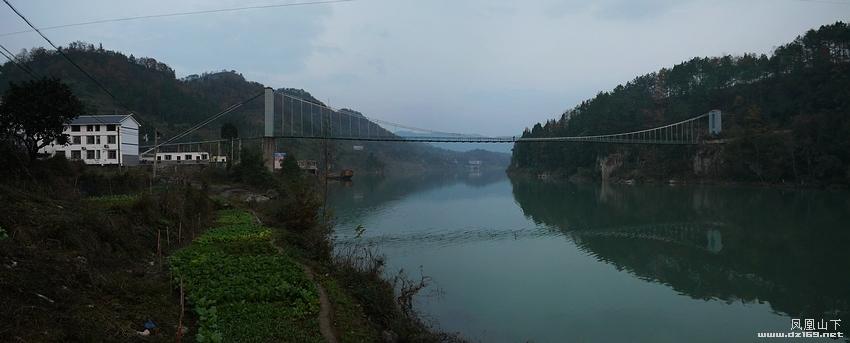 摄于宣汉君塘镇杨家河