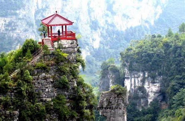 仙女山风景旅游区 - 今日达州 - 凤凰山下 - www.dz19