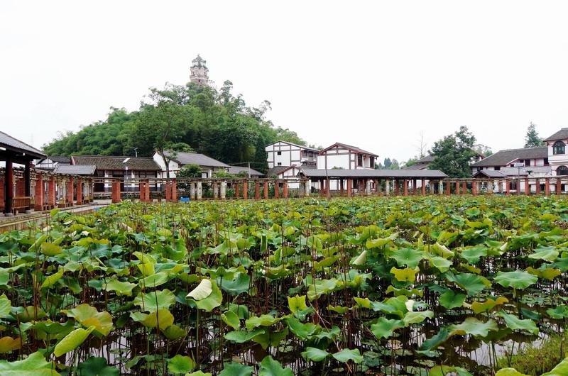 开江县广福镇风景