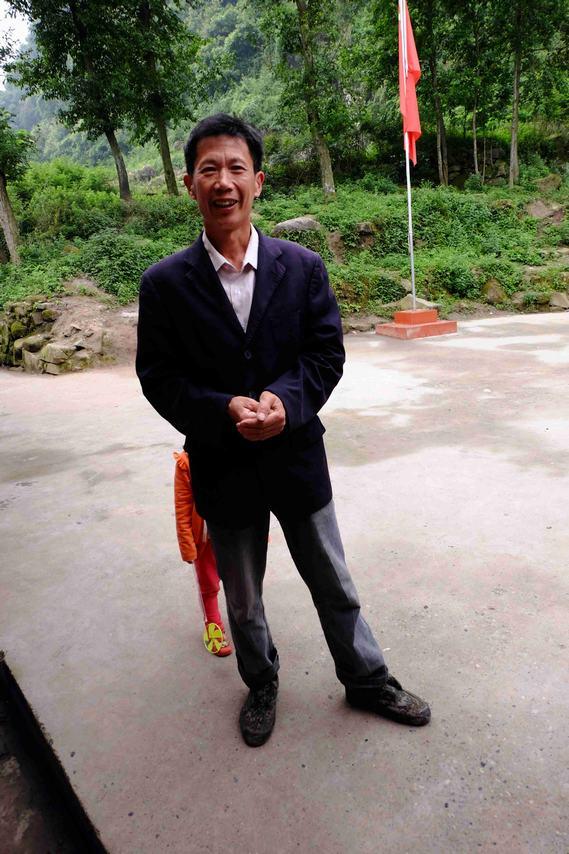 帮帮这里的小学--宣汉县孩子乡文凤村小学-情桃花达德图片