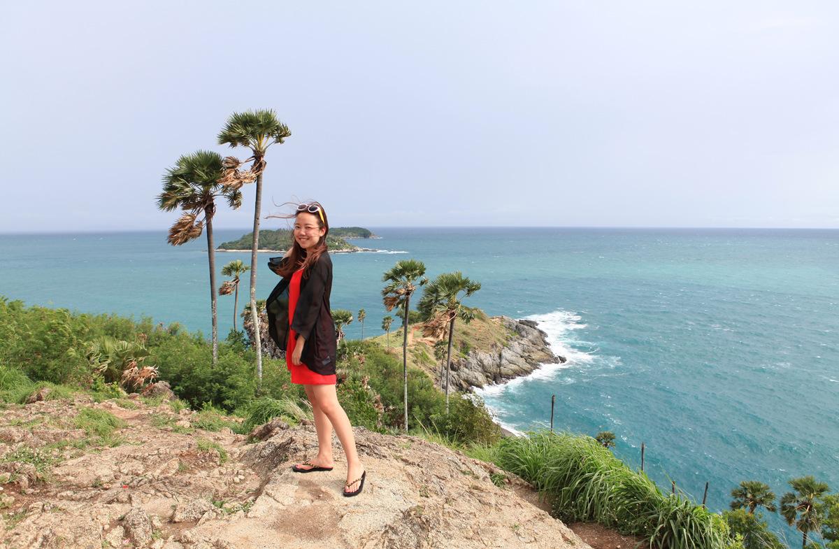 泰国普吉神仙半岛风光