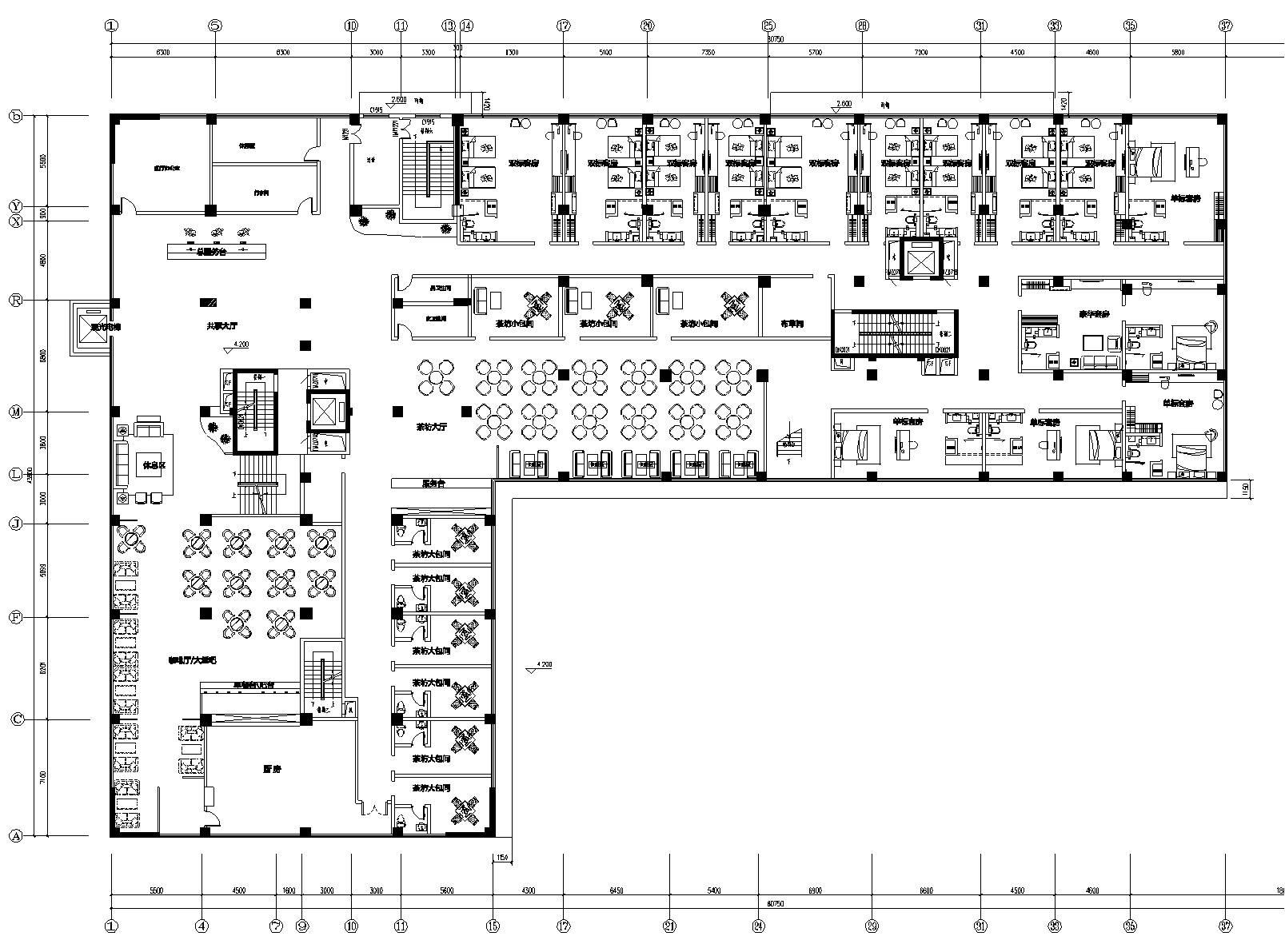 本项目位于达州市通川区朝办皂角垭社区二组 项目周边物业市场分析: 一、项目周边1公里范围内已建、在建楼盘,区域内有三十万多人口有消费需求。仁和春天、红星美凯龙多个楼盘入驻。 二、交通便利:火车站、西客站、飞机场不过十来分钟车程。本项目还濒临金龙大道主干道。 本项目属东华农贸市场综合楼A、B栋二楼,有电梯直达二楼(不影响一楼)。 二楼层高6米,单层建筑面积2025,可作两层经营。 适合经营:酒店、大型餐饮、医院、培训学校、大型服装城、茶楼、酒吧和会所等项目。 现提供酒店方案如下: 项目概况: 地址:东华