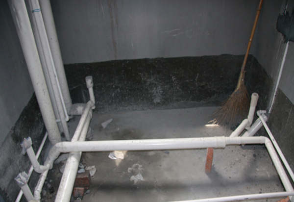 2-1下沉式卫生间一定要做二次排水吗?