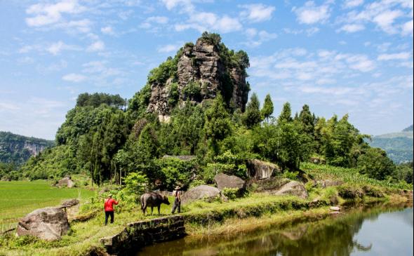 马渡关石林风景区