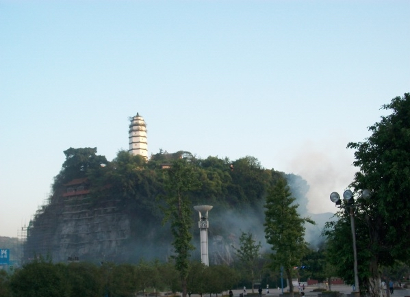 壁纸 风景 建筑 旅游 塔 599_434