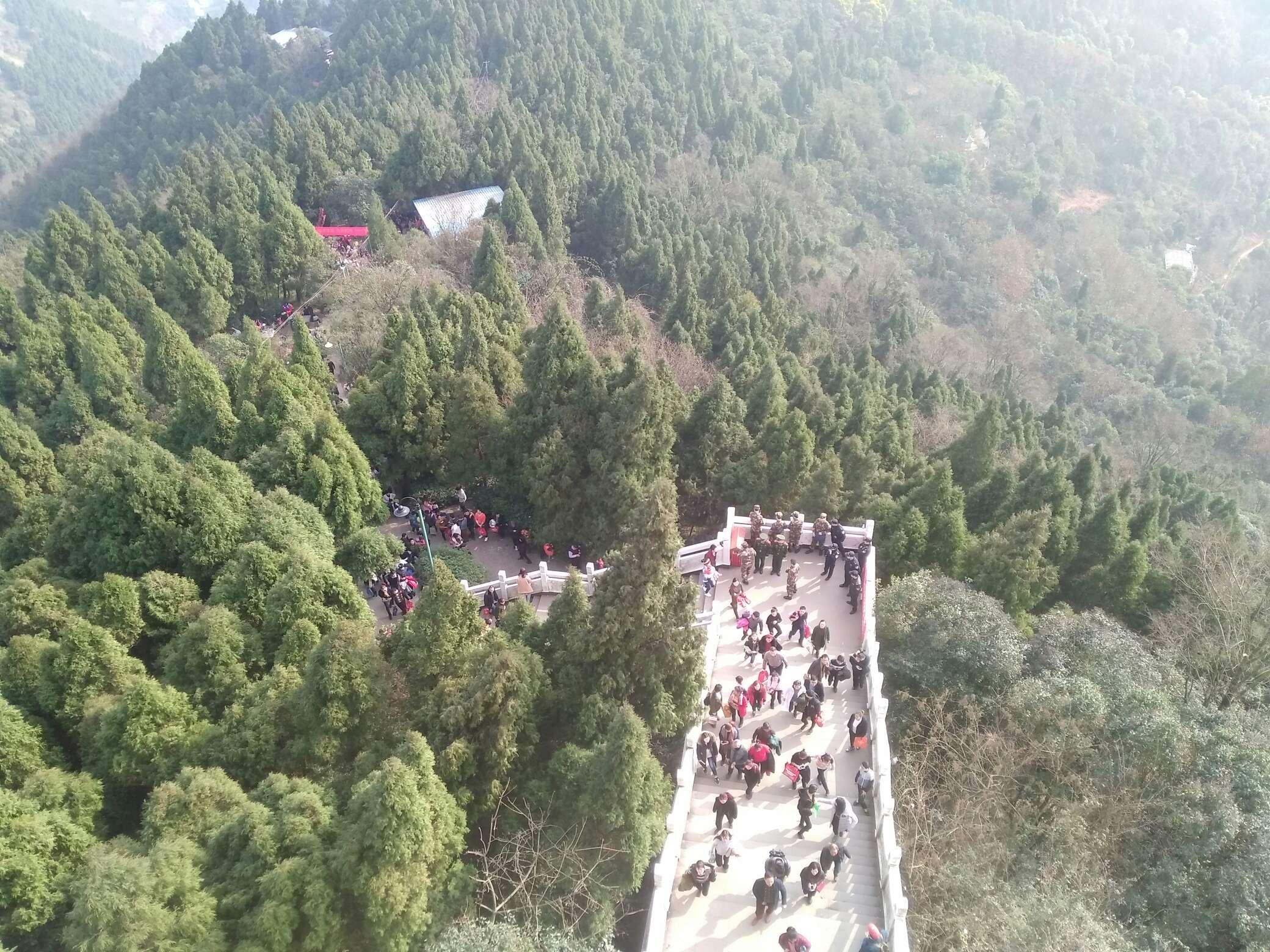2017年中国达州元九登高节盛况图集(二)