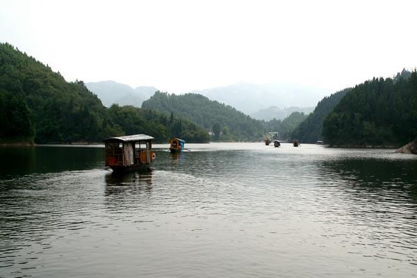 打通水系 开江县启动江河库湖连通试点