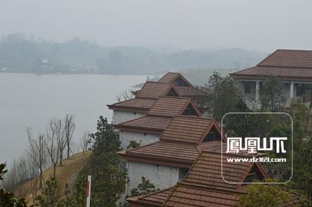 我看大竹海明湖