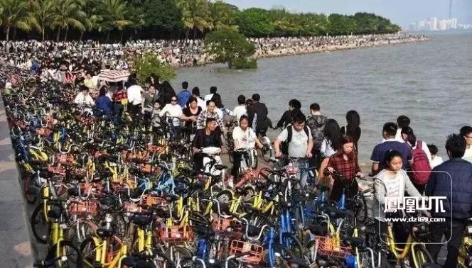 国内多个城市叫停投放共享单车,达州的拜客、黑拜何去何从?