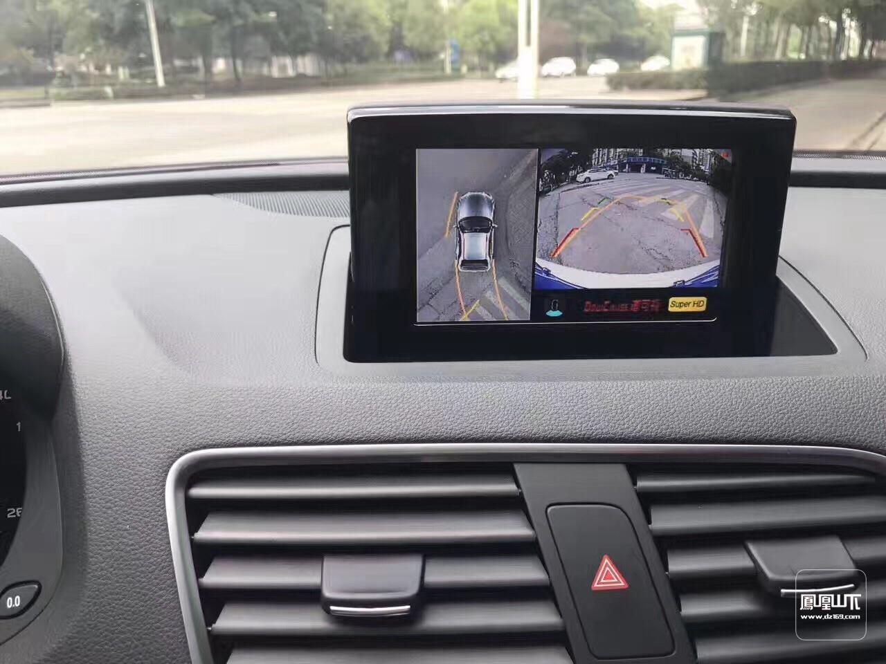 2017全新电子奥迪A5上市发布-达州站-达州传祺gs5一代手刹故障灯