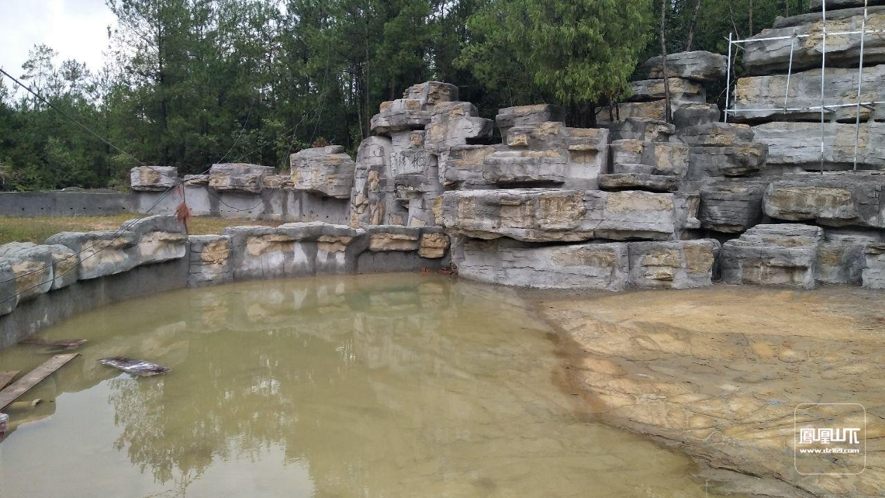 金石云顶山野生动物园.前几天回去拍的 - 今日达州