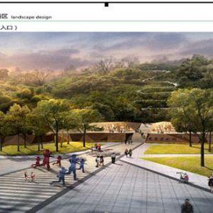 鹿鼎寨和大寨子公园建设