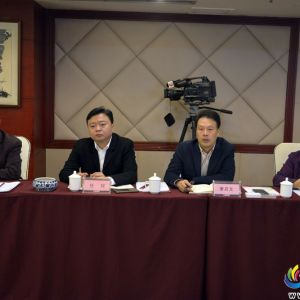 开江县投资促进座谈会在蓉召开