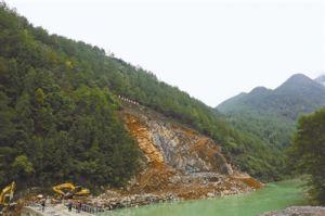 土溪口水库工程建设顺利推进