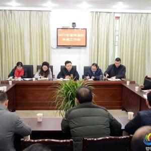 开江县召开2017年宣传系统务虚工作会