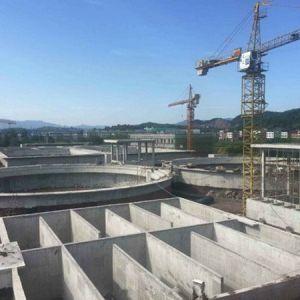 达州市第二城市生活污水处理厂计划年底投运