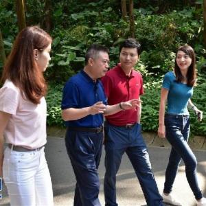 新华社大型系列网络直播《红色追寻·足迹》首站走进深圳站