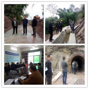踏上贯彻十九大的新征程 纵深推进四川省已成中型灌区 (开江宝石桥水库)试点项目建设