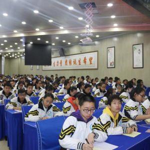 达川中学引导入团积极分子坚定信念牢记使命