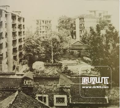 二十世纪70年代的达县县委