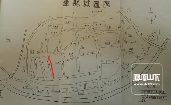 陈公祠巷位置