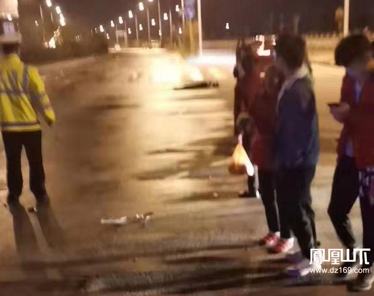 悲剧!大竹一学生被车撞飞 当场身亡