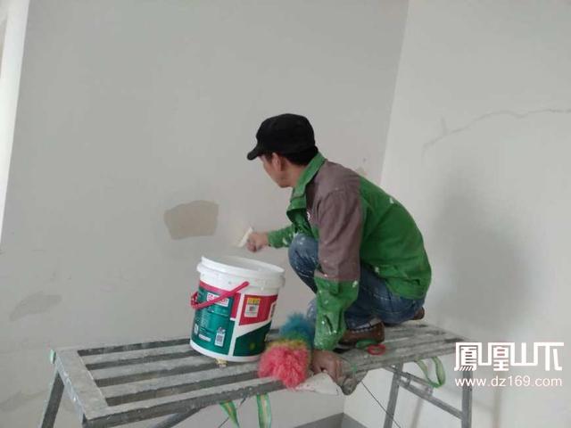 刮腻子,墙面翻新,墙面维修
