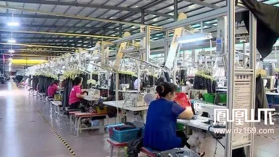 """渠县打造轻纺服饰""""百亿级""""产业集群"""
