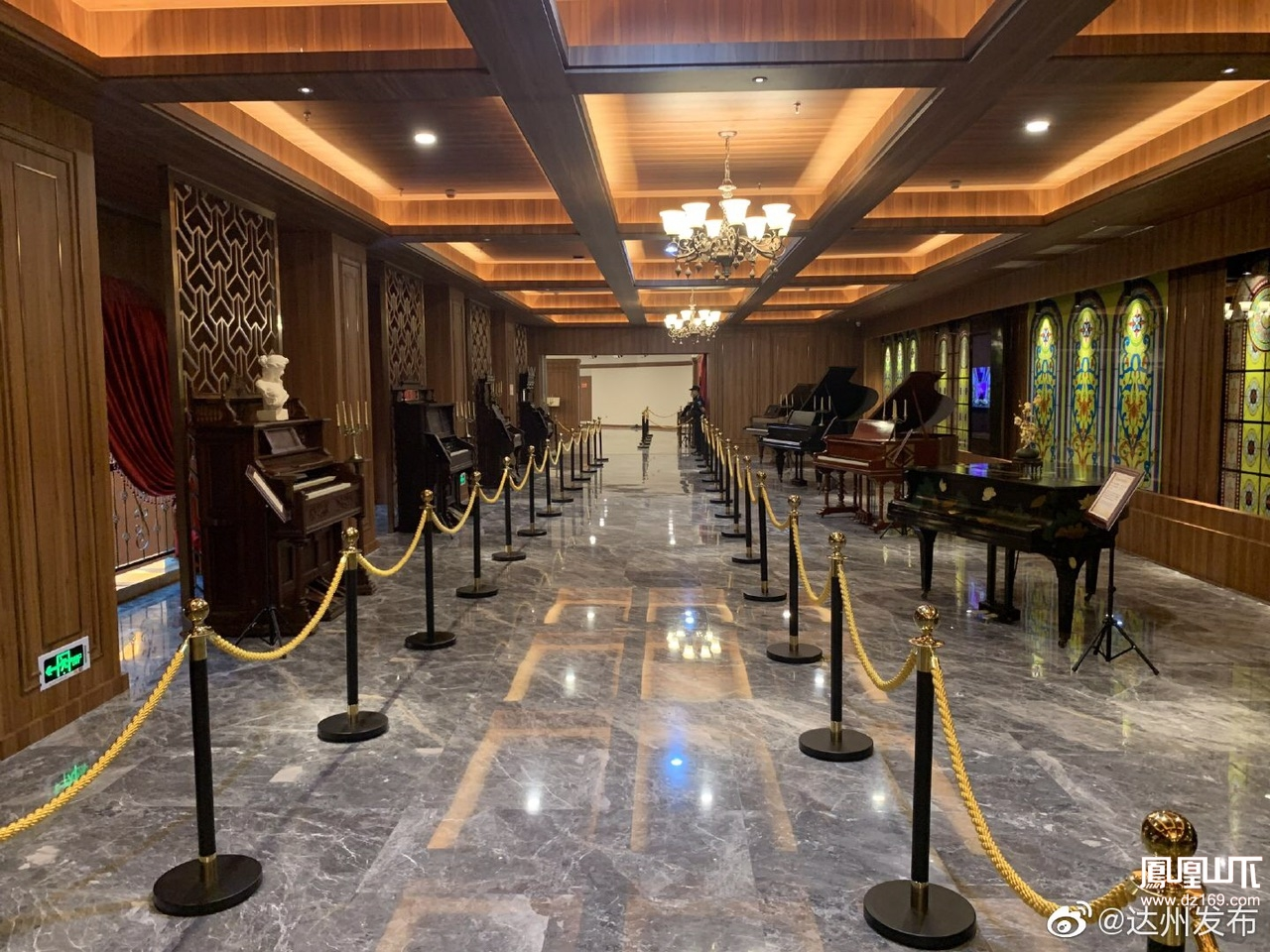达州钢琴博物馆已恢复开放!想参观的赶快看过来,附预约方式
