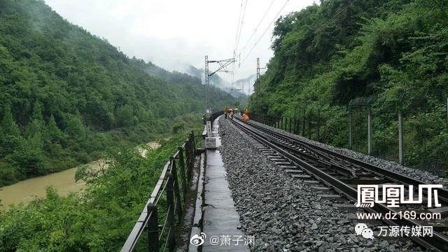 清朝钢轨过去百年仍旧没生锈,万源段襄渝铁路仍在用!