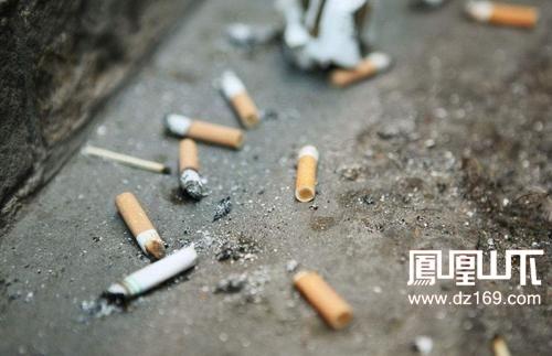 达州人注意了!随地吐痰、乱扔烟头、散发小广告要被罚款哦!