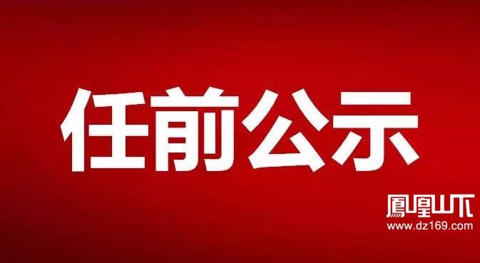 四川发布一批干部任前公示!达州2名领导干部拟任县(市、区)党委书记