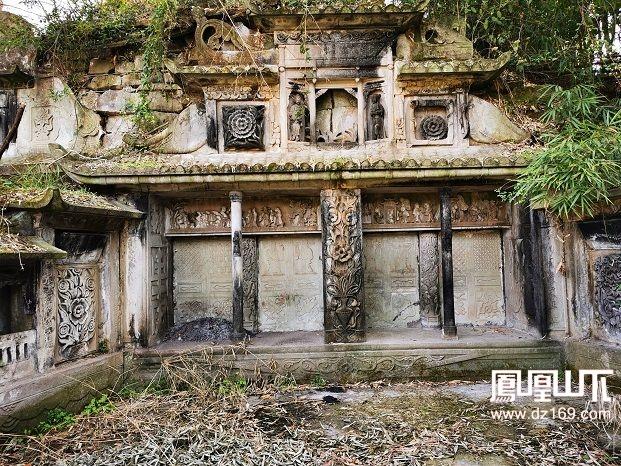 虎让乡那四个各具特色的省市传统村落之三——庙垭村