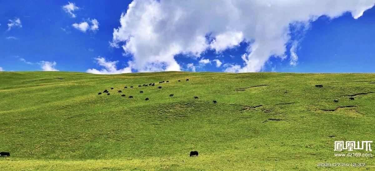 走遍川西,何必西藏。