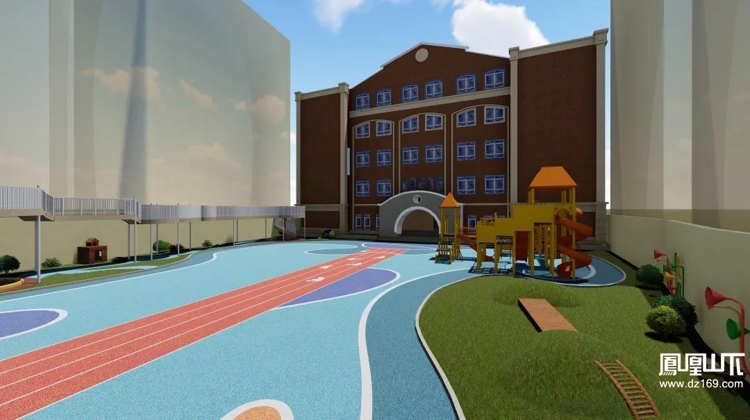 通川又一所幼儿园改建完成,今秋开学投入使用!