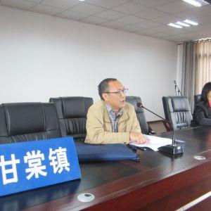 开江县民政局 深入甘棠镇为孤老和重点优抚对象宣讲政策