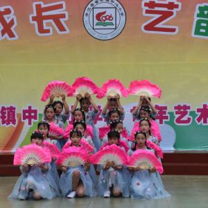 """阳光下成长、艺韵中飞扬---开江县普安镇中心小学举办""""六一""""文艺汇演活动"""