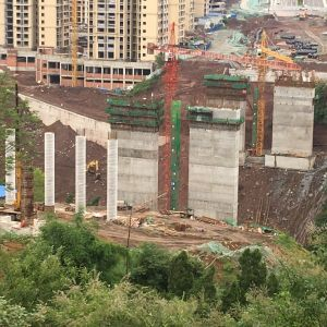 凤凰山隧道西延线二三期工程建设有序推进