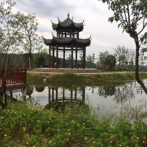 大寨子公园二期主体工程基本完工 下月即可全面开放