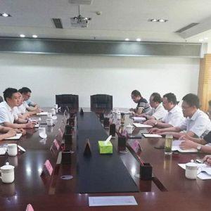四川铁投集团到达州共商合作推进玄武岩纤维产业发展