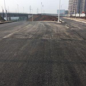火车东站汉章路一期工程即将竣工