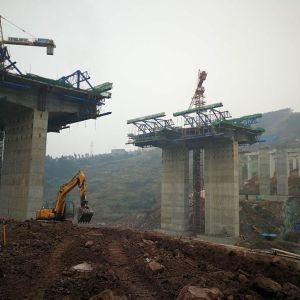 达州凤凰山隧道西延线Ⅱ期、Ⅲ期建设图集