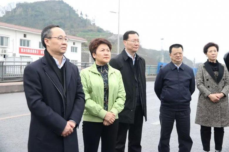 包惠李云泽调研秦巴物流园区 达州国际无水港和保税物流中心建设