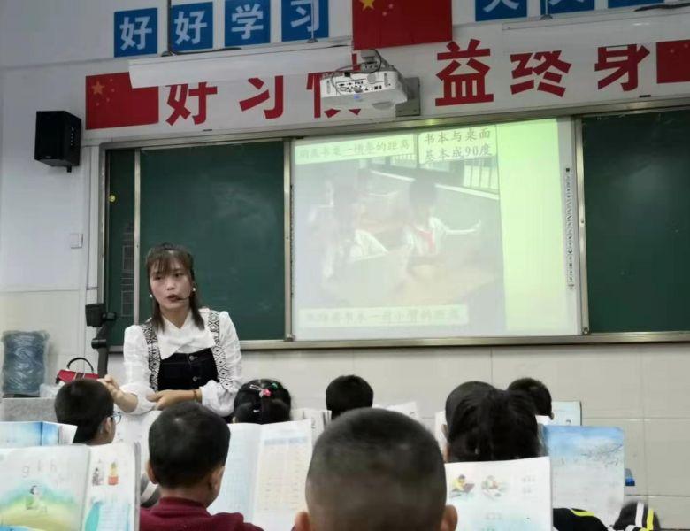 通川区二小家长进课堂,正我之姿,展我风采系列报道