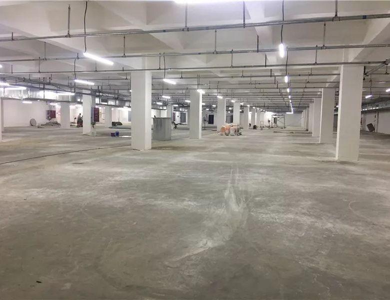 大寨子公园东边停车场主体工程完工 380个停车位