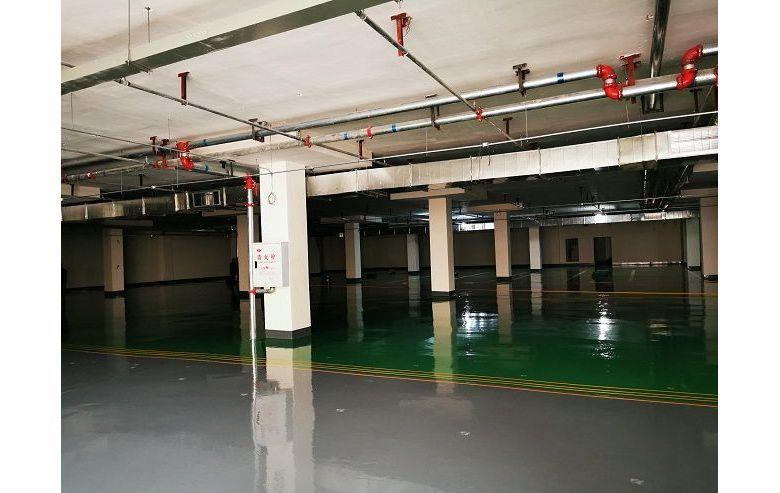 探访市委党校地下停车场和休闲广场建设项目