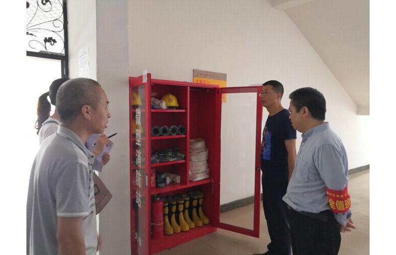 开展消防设施安全和校园周边环境大检查