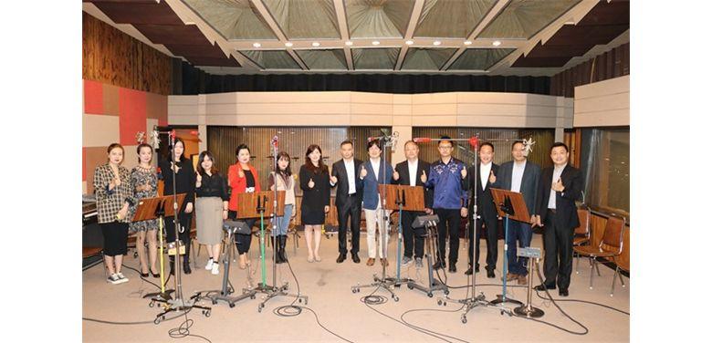 达州市音乐家在韩国用音乐为中韩抗疫加油